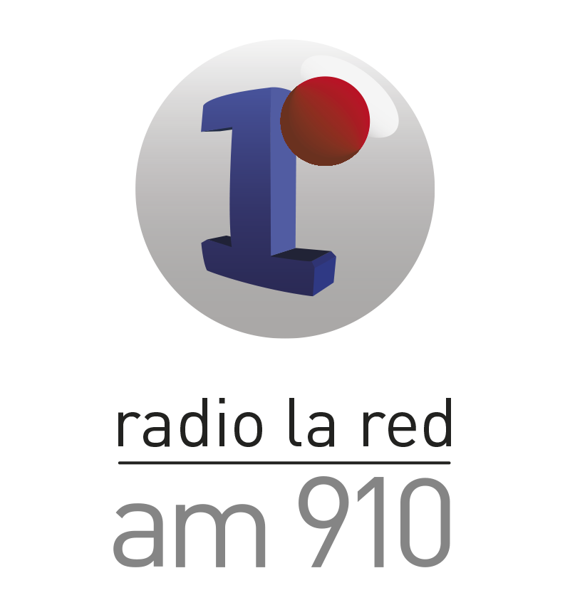 rediseño isologotipo radio la red logo antiguo