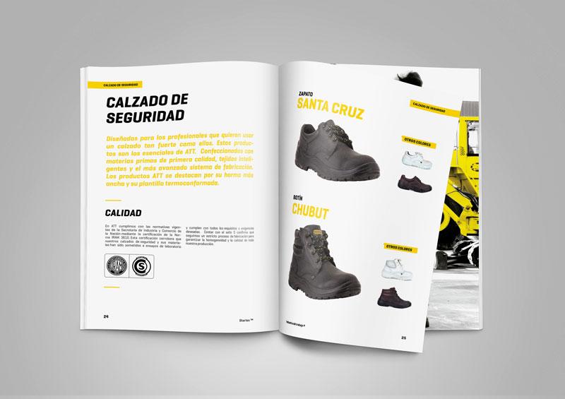 272200237 ... catalogo startex indumentaria calzados de seguridad ATT ...